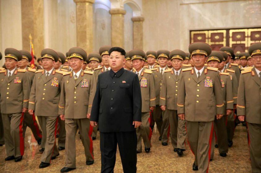 Corea del Nord, tre missili nel mar del Giappone