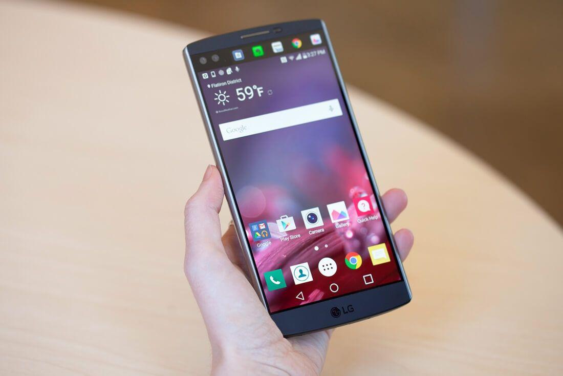 LG V20:  tutto ciò che sappiamo fino ad ora