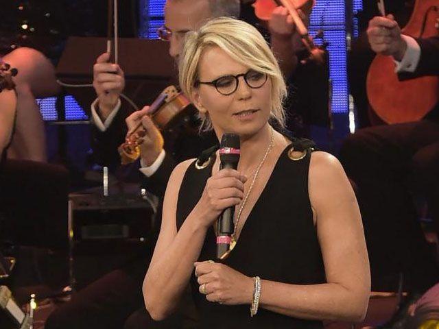 Maria De Filippi Maurizio Costanzo
