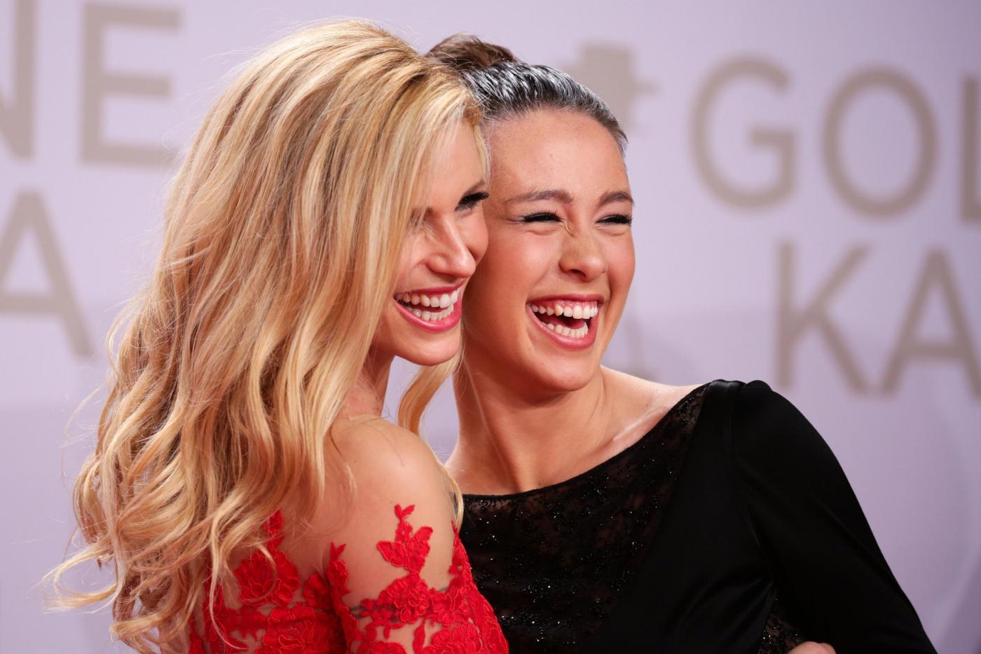 Michelle Hunziker e Aurora: botta e risposta su Instagram