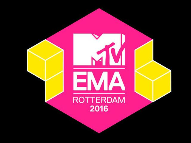 MTV EMA 2016 nomination