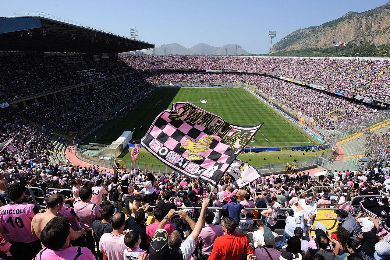 Stadio La Favorita Palermo