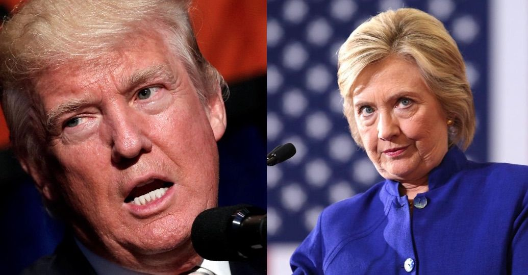 USA 2016, sfida Trump-Clinton: chi voteresti?