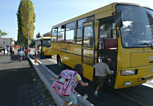 Autista scuolabus Bolzano