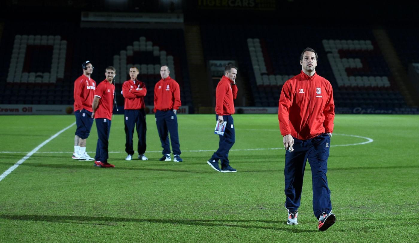 Rochdale v Stoke City FA Cup