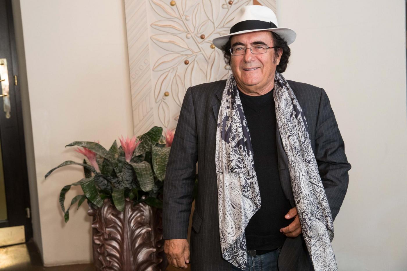 Al Bano risponde a Briatore: 'La Puglia ci va bene così e anche ai ricchi'