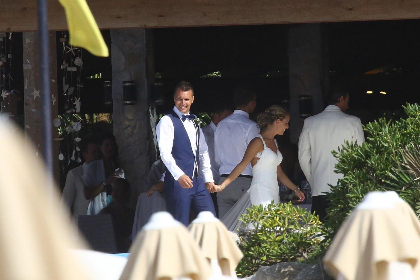 Tania Cagnotto si è sposata: le foto del matrimonio con Stefano Parolin