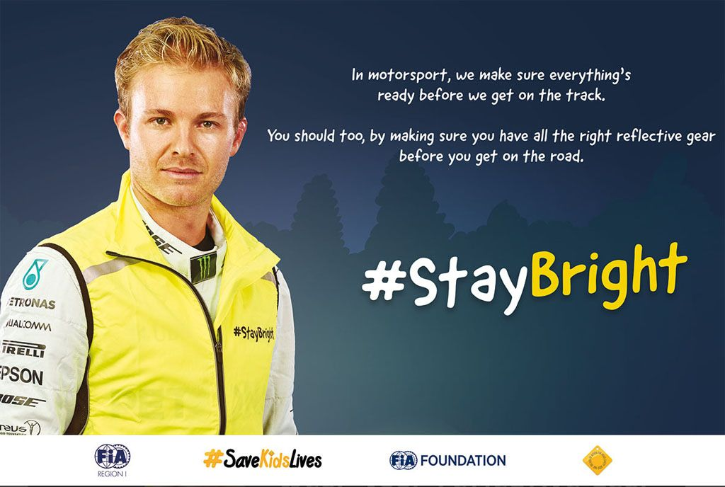 Stay Bright: non lasciamo i bambini al buio