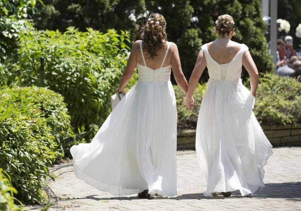 Grand Pride wedding di Toronto