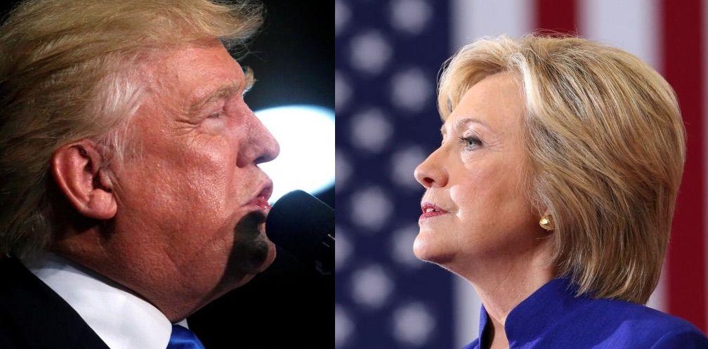 "Dibattito TV Clinton-Trump, primi sondaggi: ""Ha vinto Hillary"""