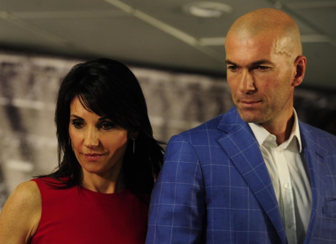 Zindine_Zidane ist neuer Trainer bei Real Madrid