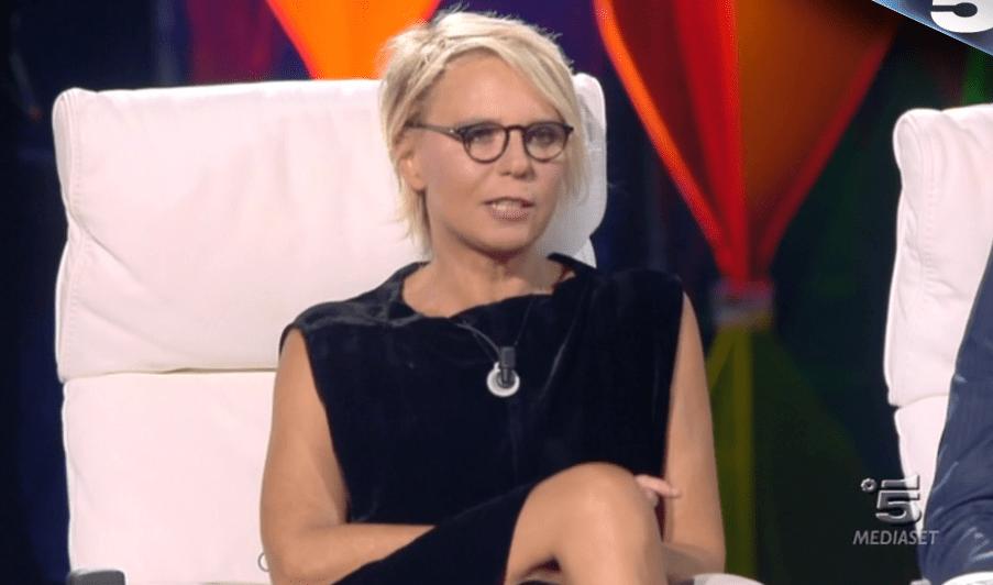 Maria De Filippi a Tu sì que vales: 'Mai in TV se non fossi stata sposata con mio marito'