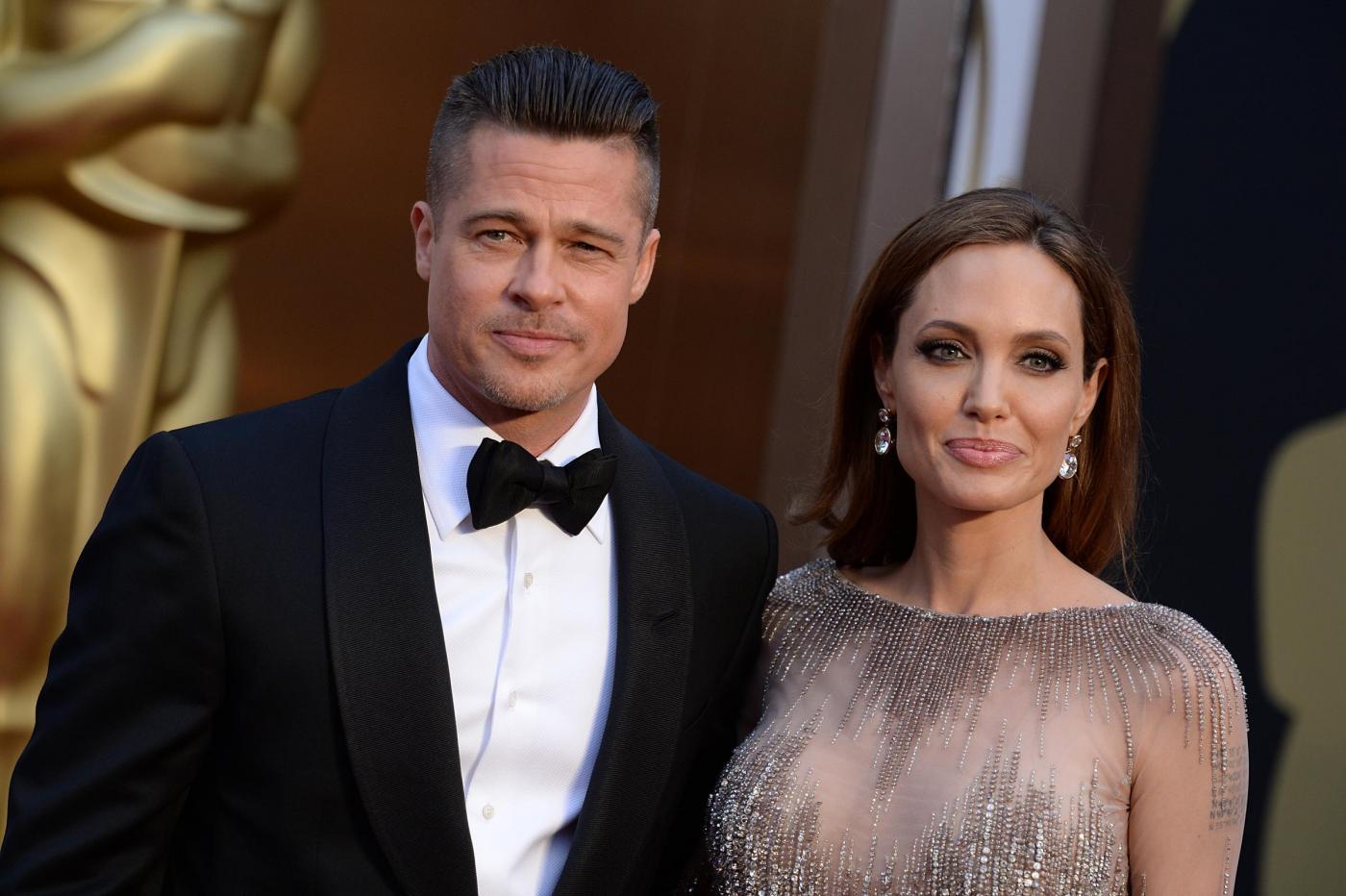 Divorzio Jolie-Pitt, Angelina ottiene la custodia dei figli avuti con Brad
