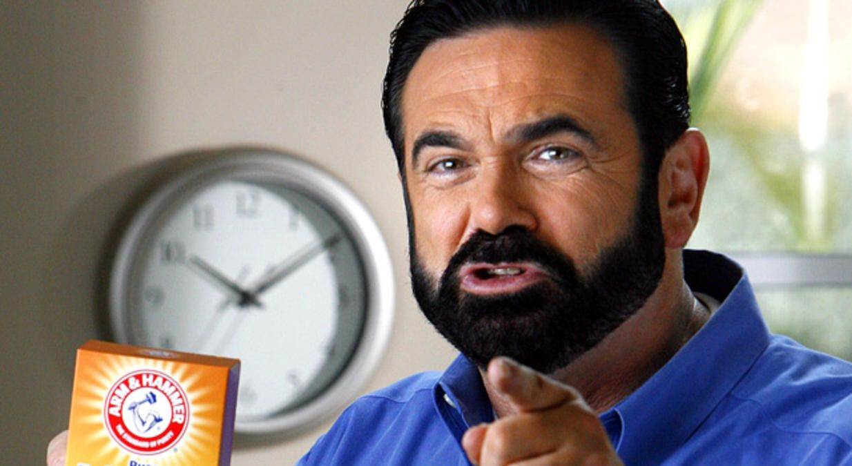 Billy Mays Caps Lock Day