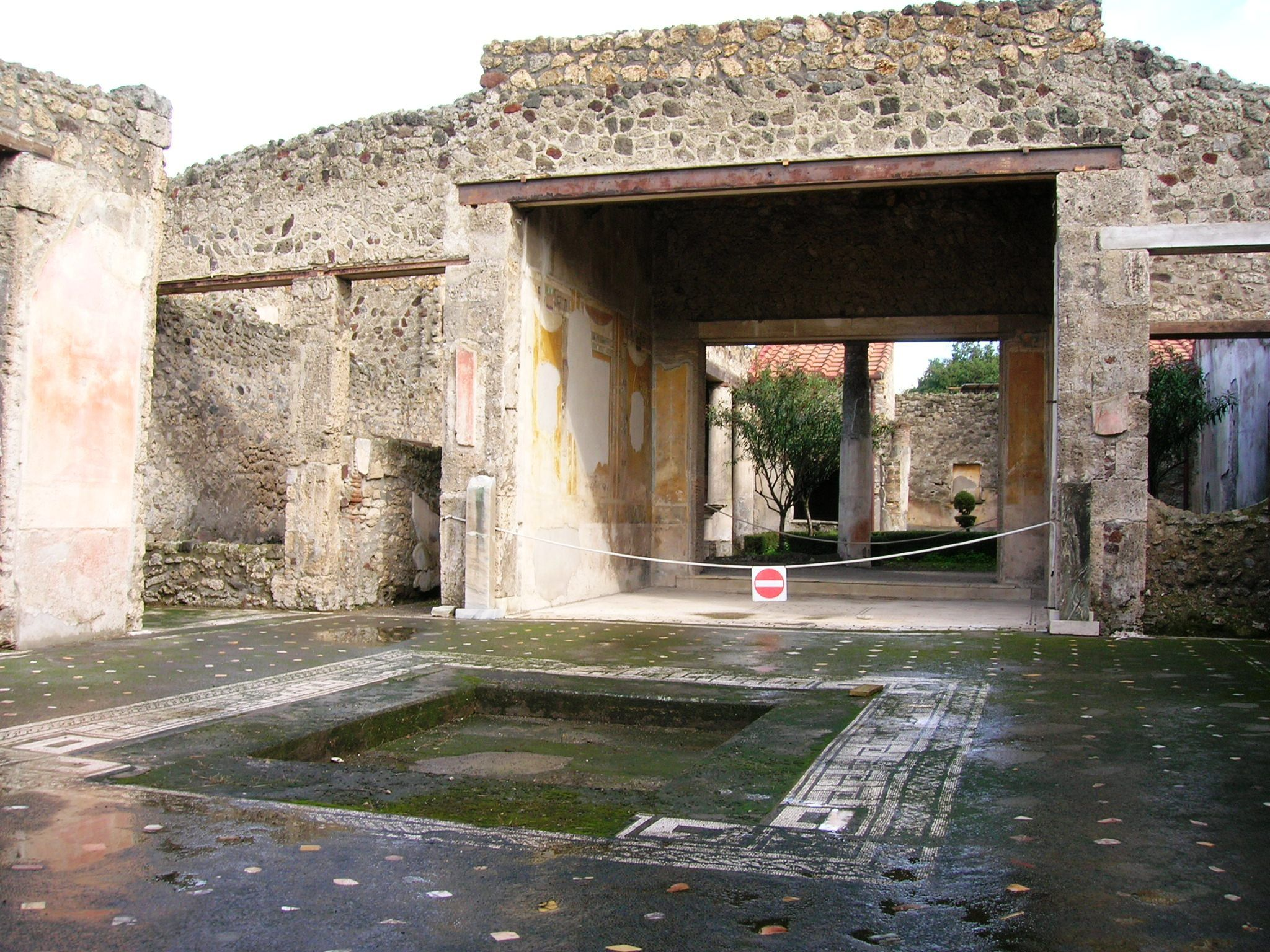 Pompei, ricostruita in 3D un'antica casa patrizia