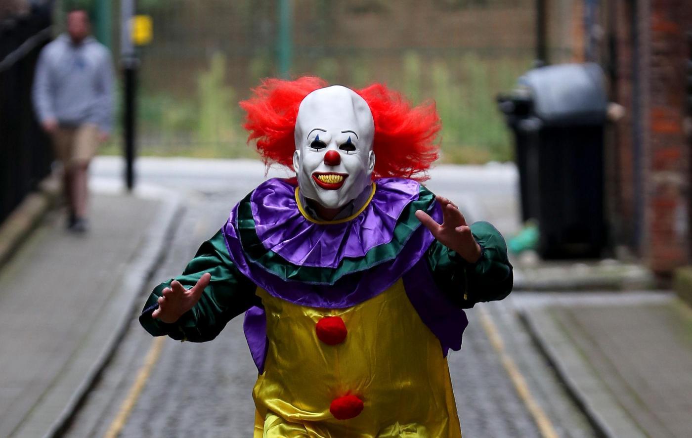 Clown hysteria: pagliacci spaventosi terrorizzano USA, Australia e Gran Bretagna