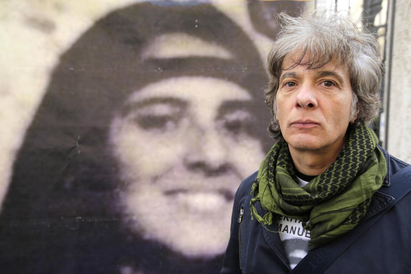 Sit in sotto il Quirinale in ricordo di Emanuela Orlandi