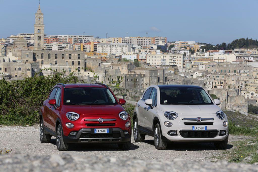 Vendite auto in Italia: la Fiat 500X scala le montagne