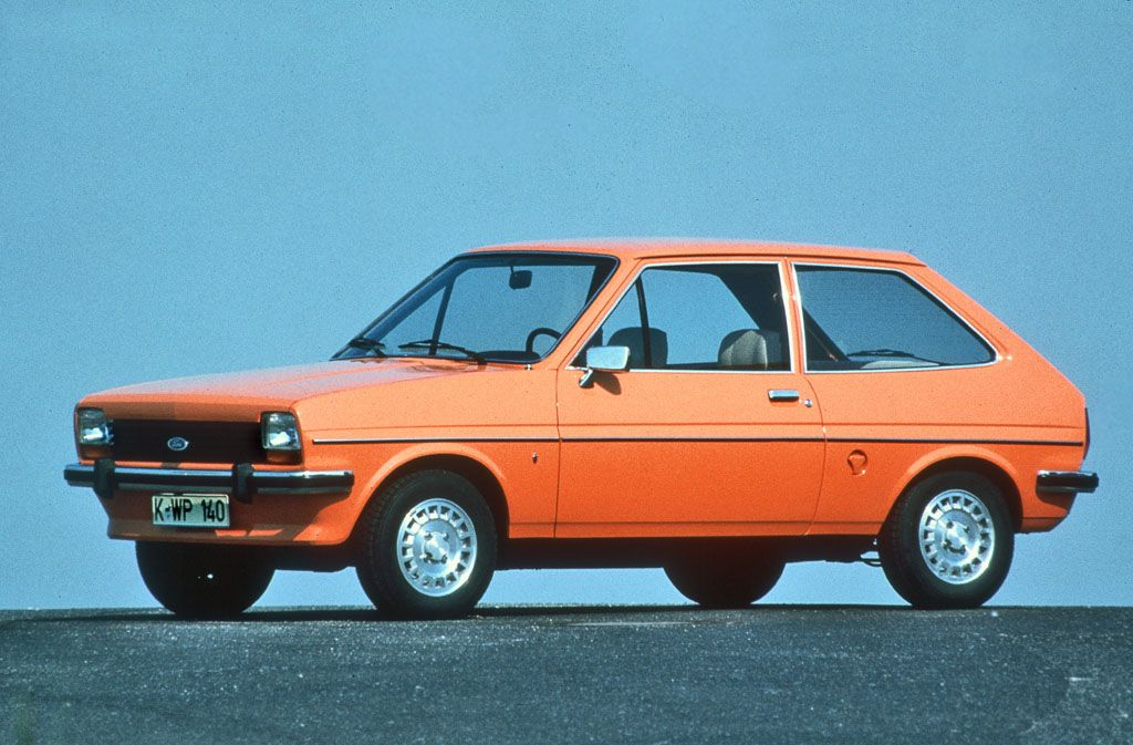 Ford Fiesta 1.1 Ghia 1976