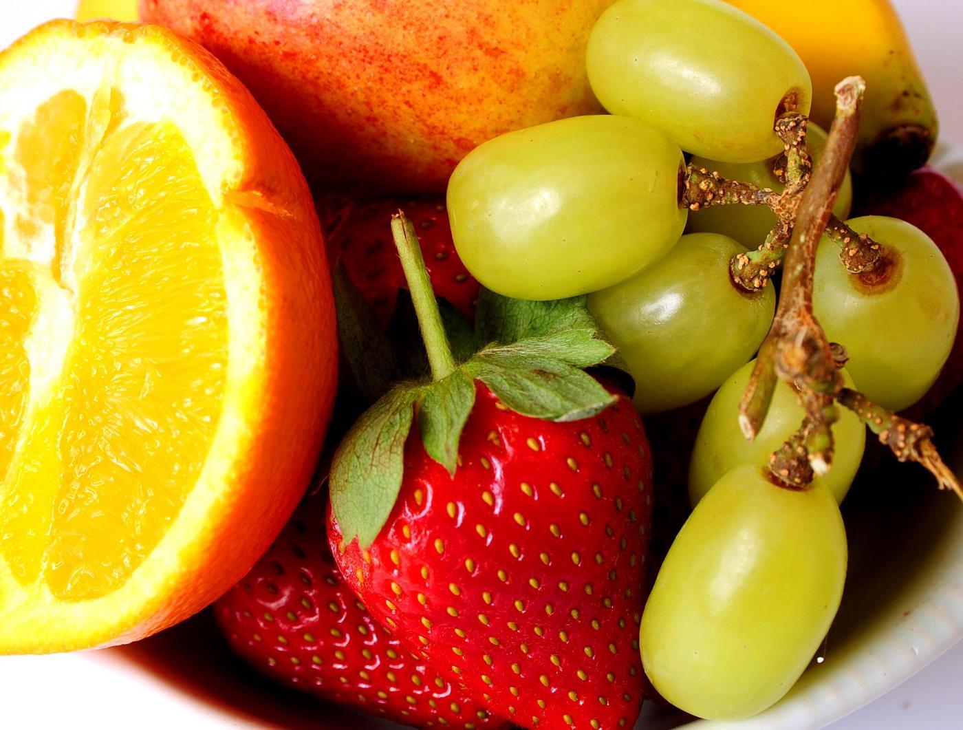 Frutta verdura spezie pesci contaminati