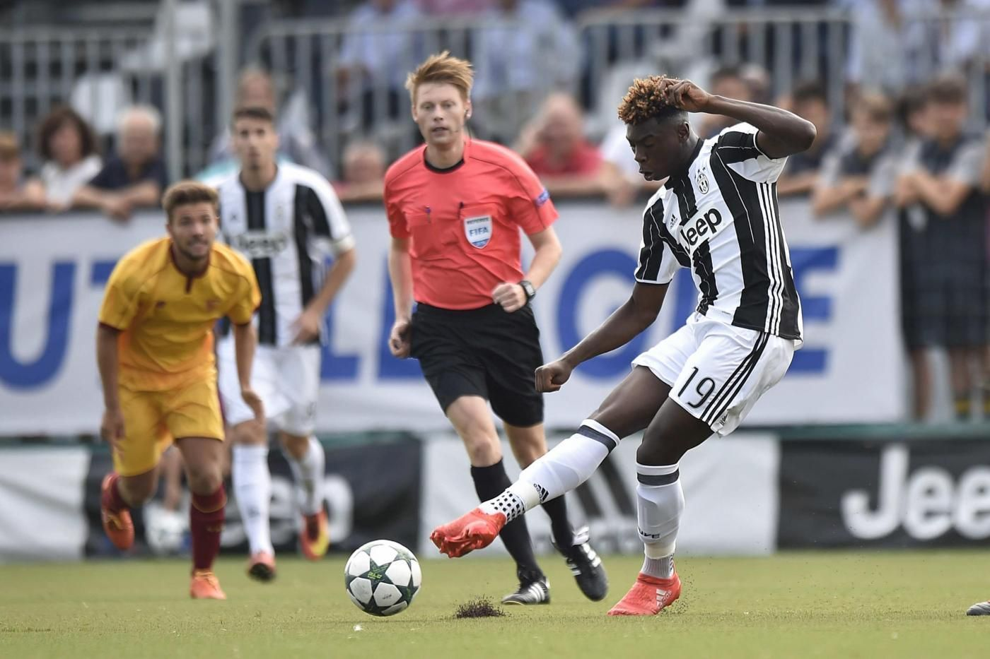 Juventus Siviglia Youth League 2016/2017