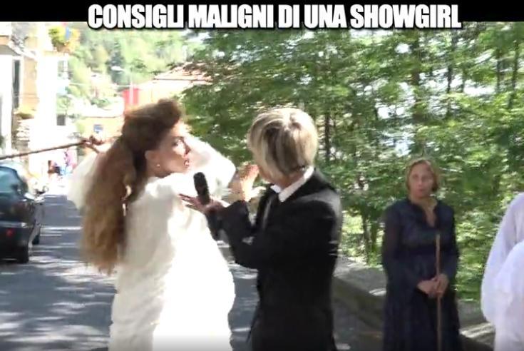 Le Iene, Brigliadori aggredisce Nadia Toffa