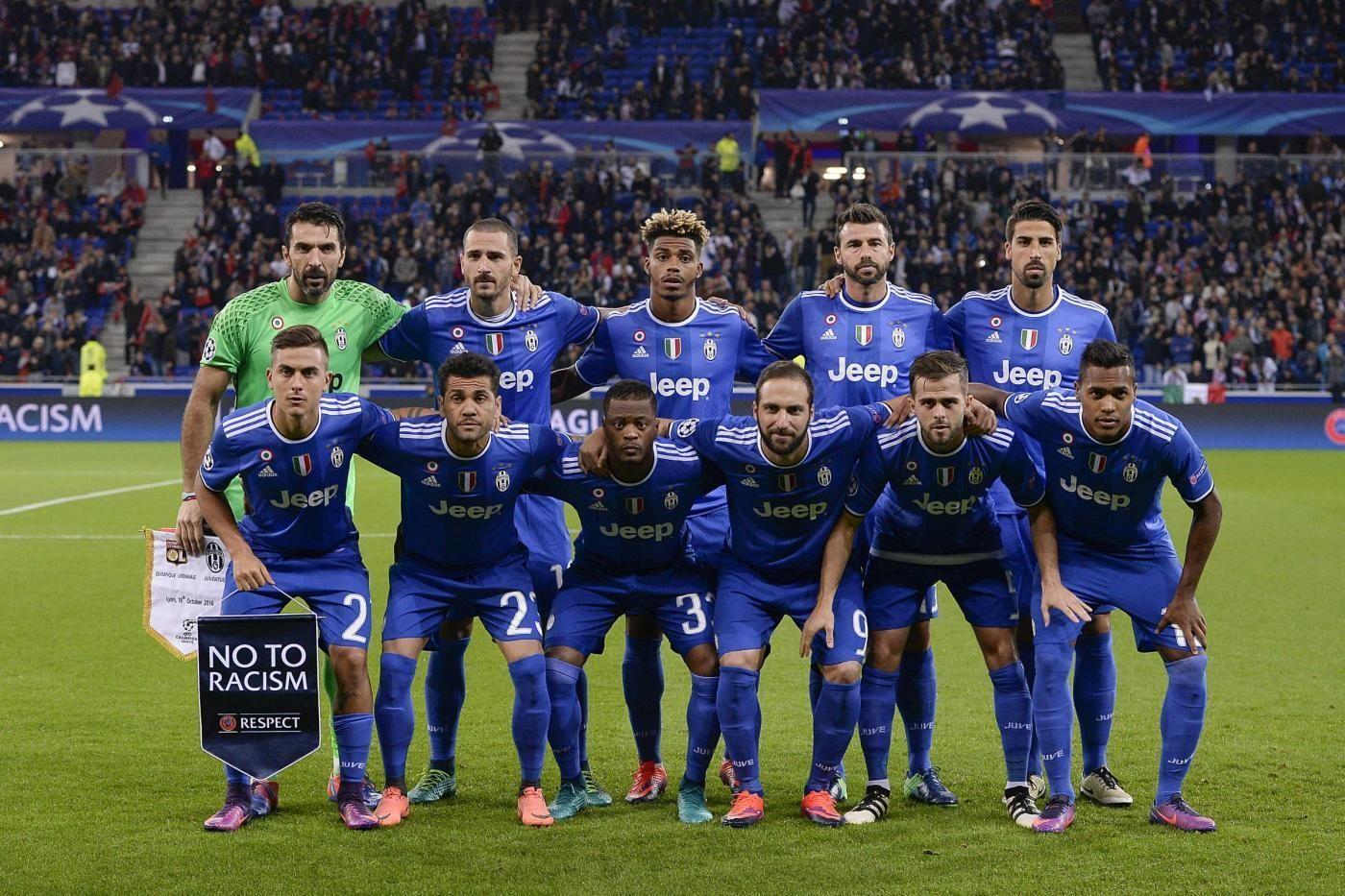 Lione-Juventus, Mediaset così non si fa