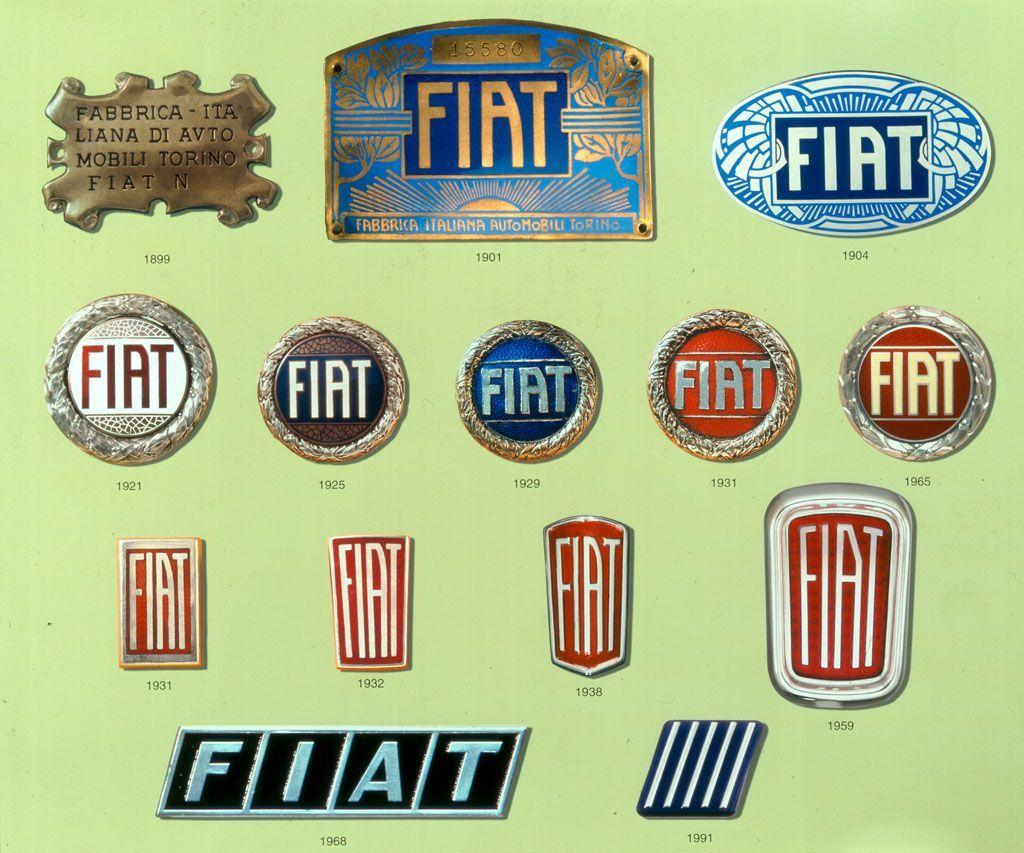 Marchi storici Fiat