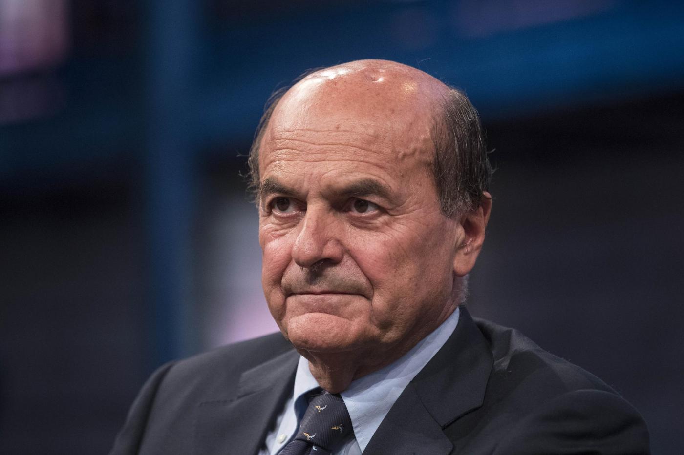 "Pierluigi Bersani ospite a ""diMartedì"""