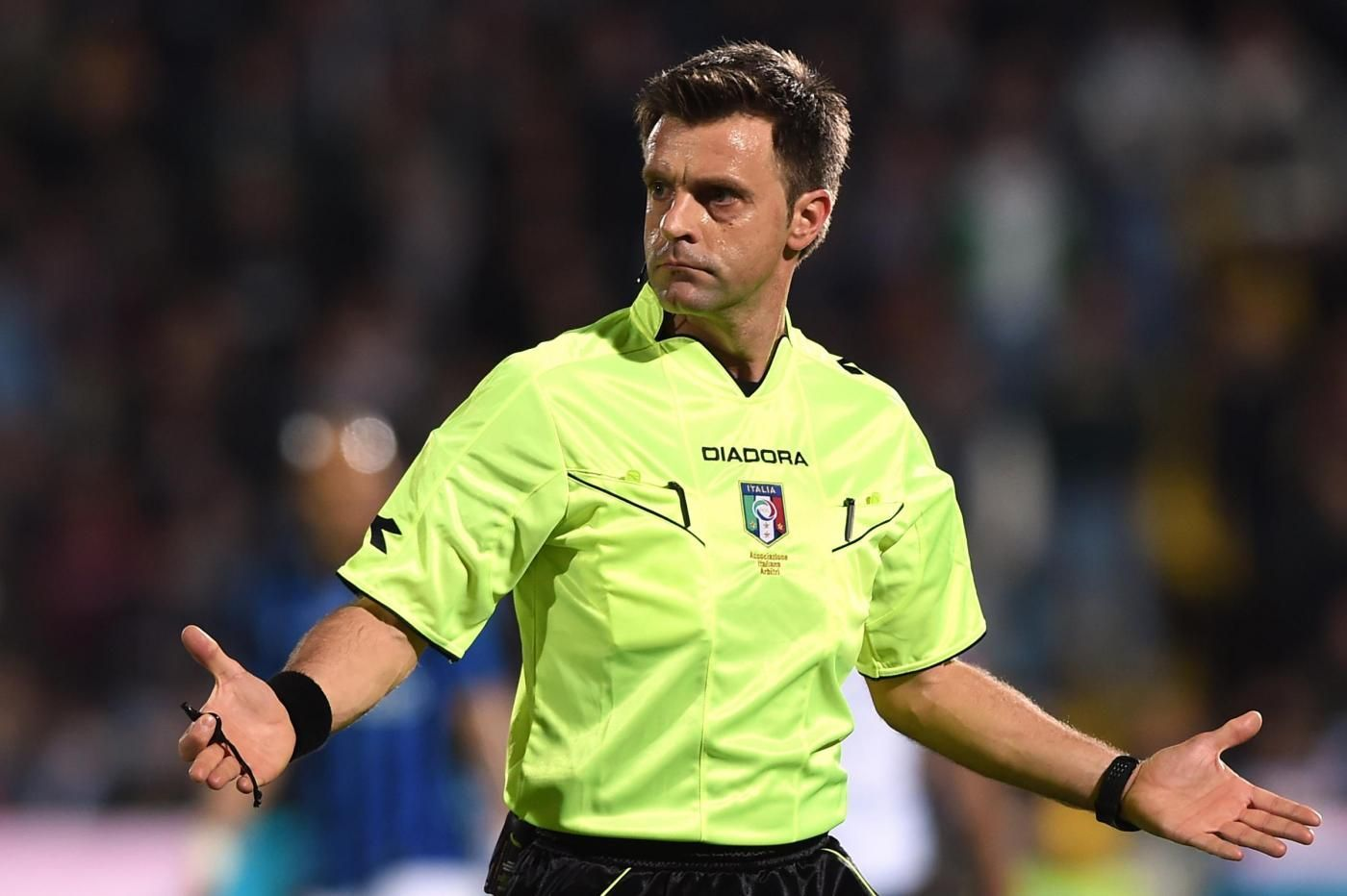 Milan-Juventus, Rizzoli ammette l'errore (in ritardo)
