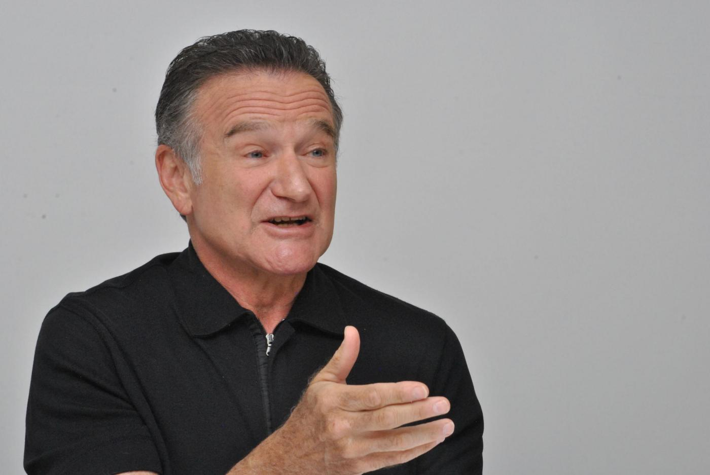 Robin Williams, biciclette all'asta per beneficenza