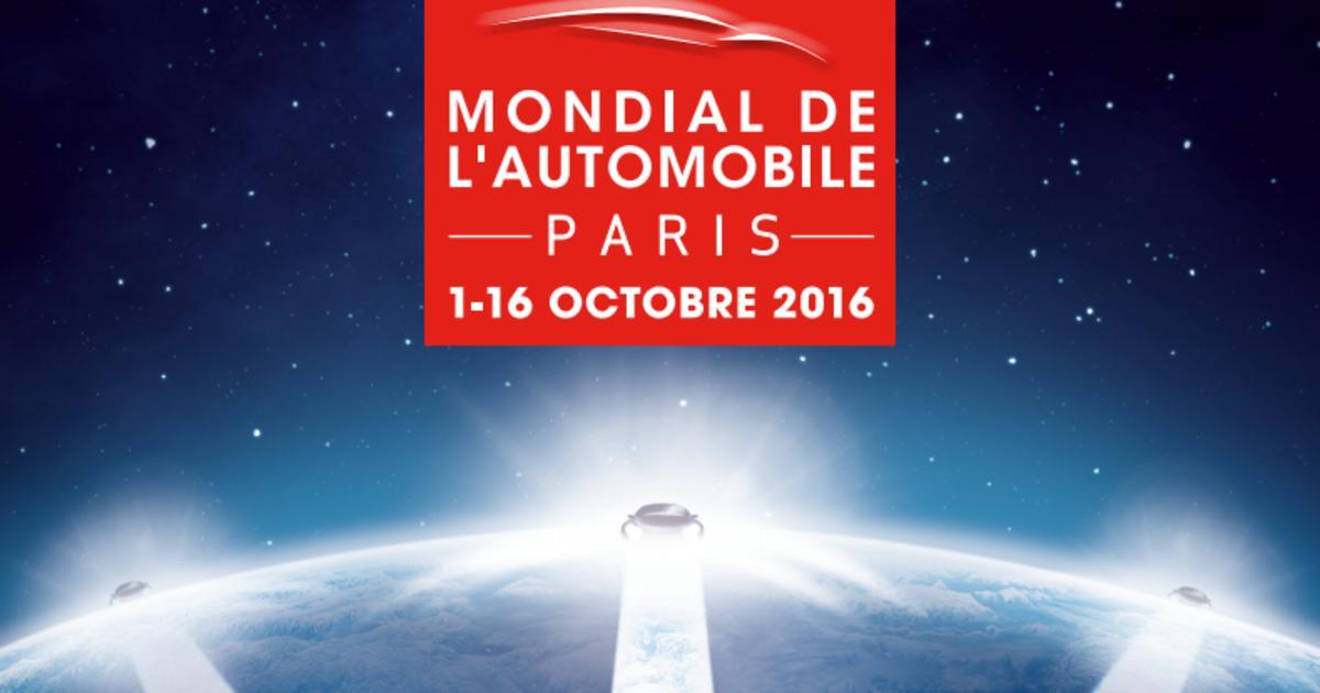 Salone di Parigi 2016