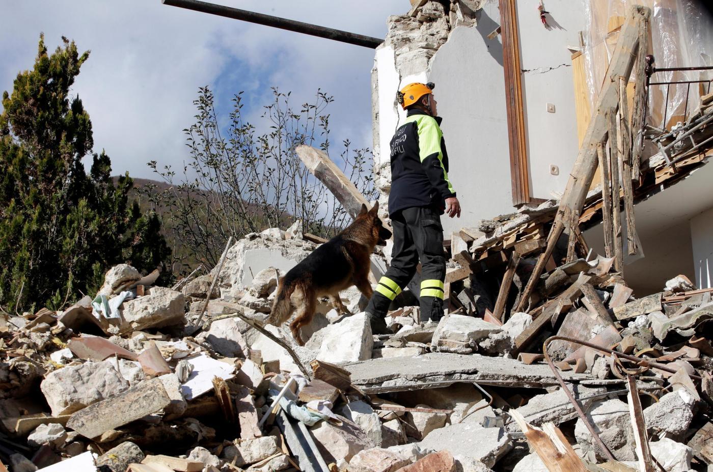 Terremoto Centro Italia: scossa più intensa dagli anni '80, maggiore del sisma a L'Aquila