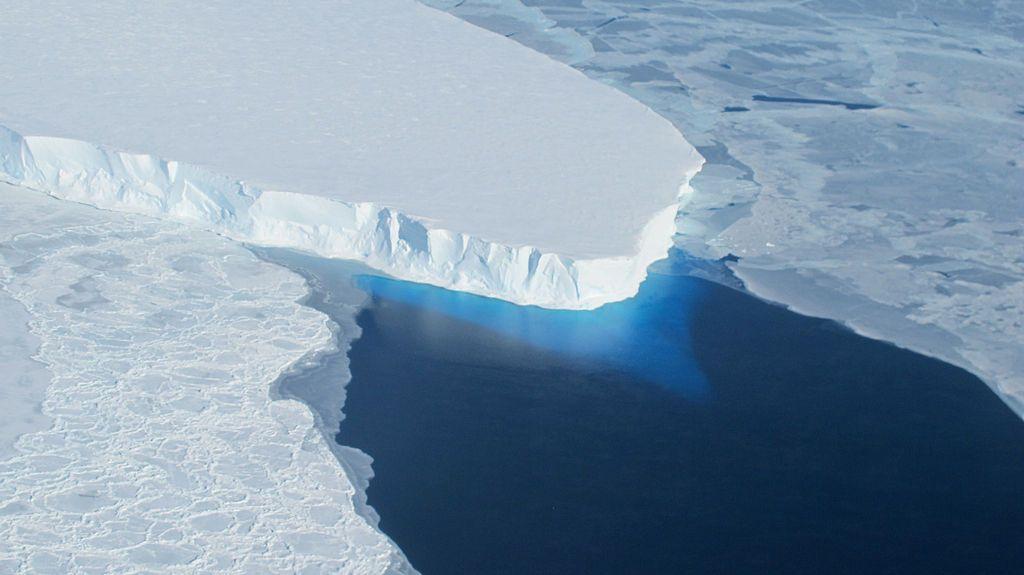 Antartide ghiacciaio Thwaites: il suo scioglimento rischia di inondare la Terra