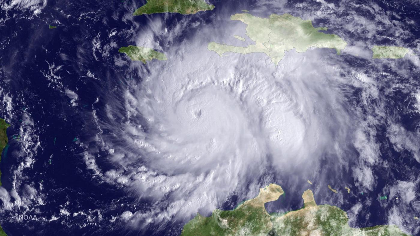 Usa, l'uragano Matthew devasta i Caraibi