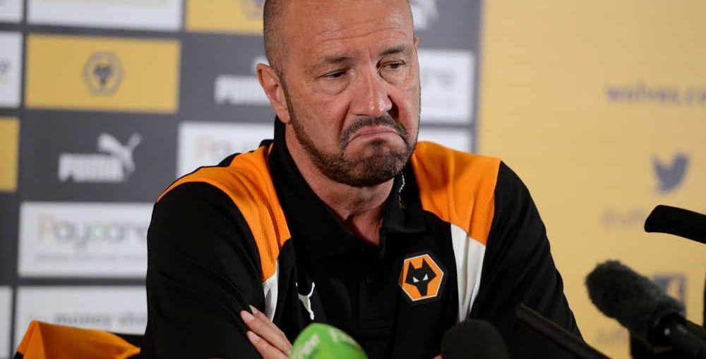 Zenga esonerato dal Wolverhampton, l'ennesimo della carriera da allenatore