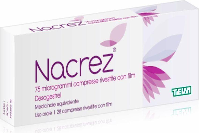 Anticoncezionale Nacrez: disposto il ritiro di alcuni lotti