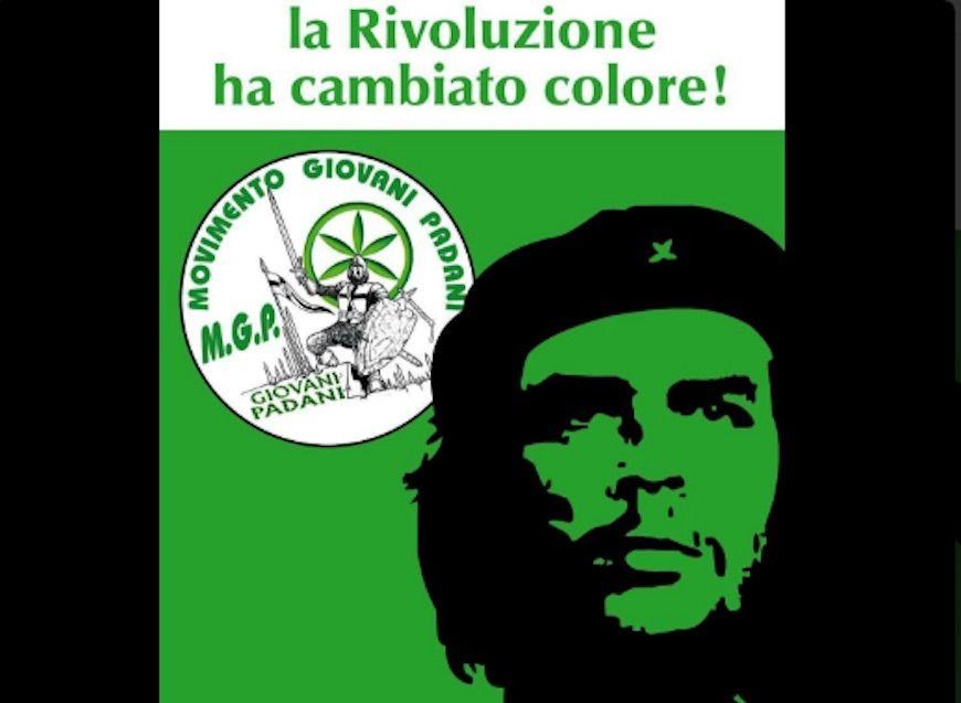 Roberto Maroni e il Che Guevara leghista: la rivoluzione rossa diventa verde Lega