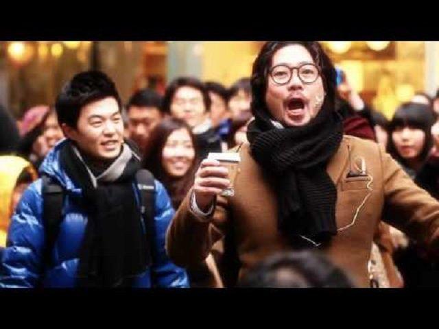 Flash Mob di Funiculì Funiculà: si canta in napoletano in giro per il mondo