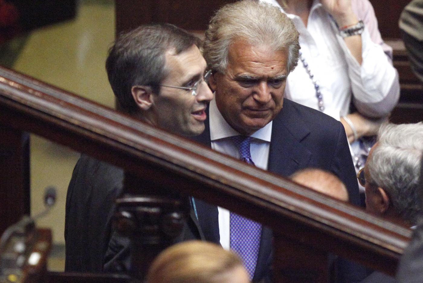 Politici assenteisti: Ghedini, Verdini e Angelucci i meno presenti in aula