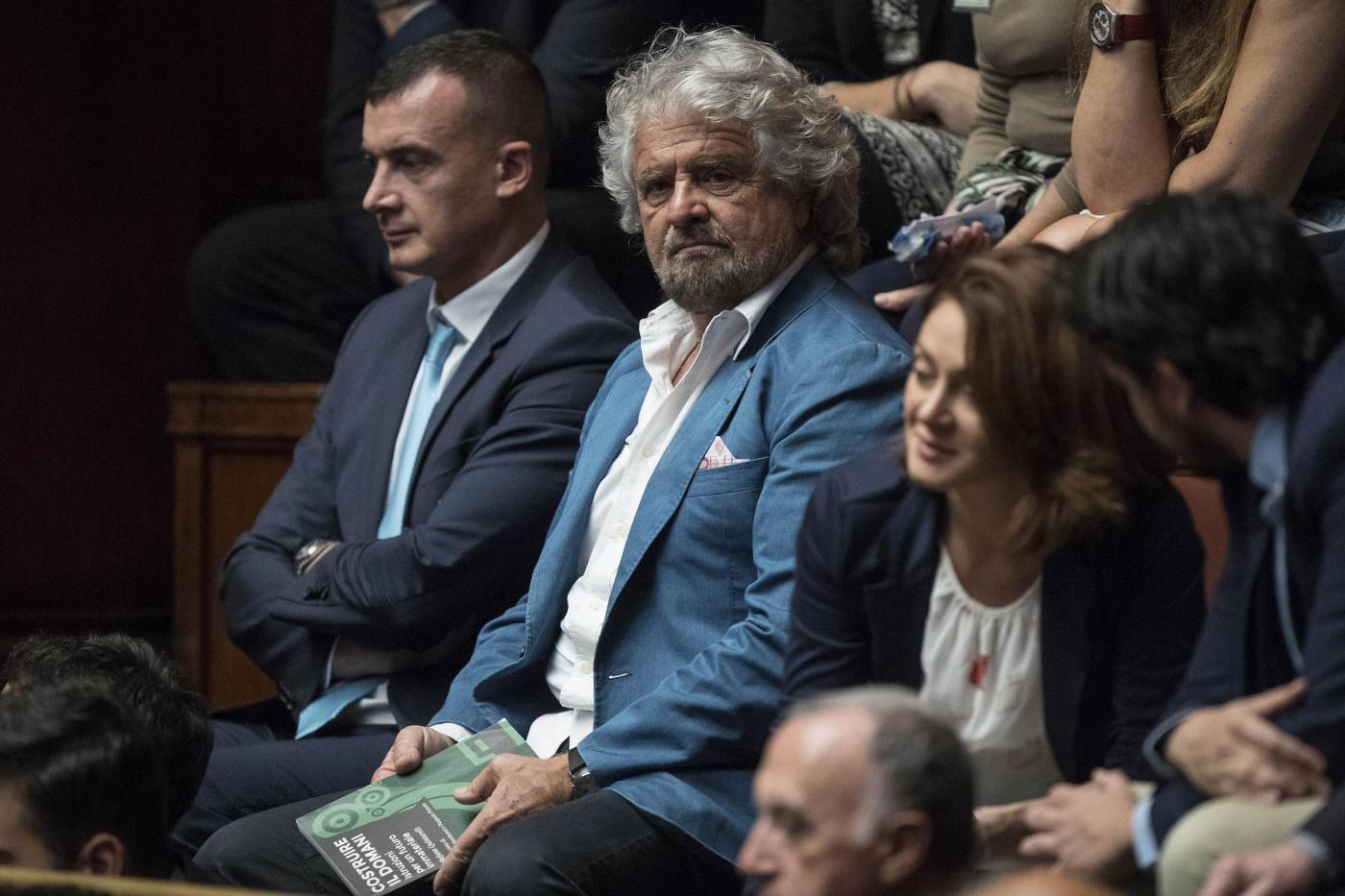 Camera dei Deputati ddl Lombardi