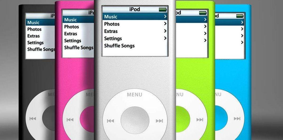 iPod compie 15 anni