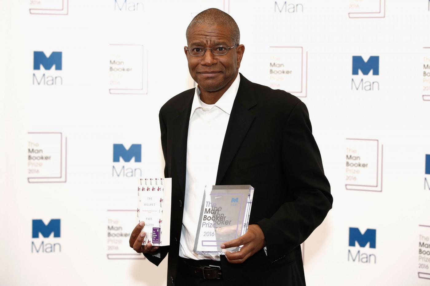 Man Booker Prize 2016, il vincitore è Paul Beatty con il romanzo 'Lo schiavista'