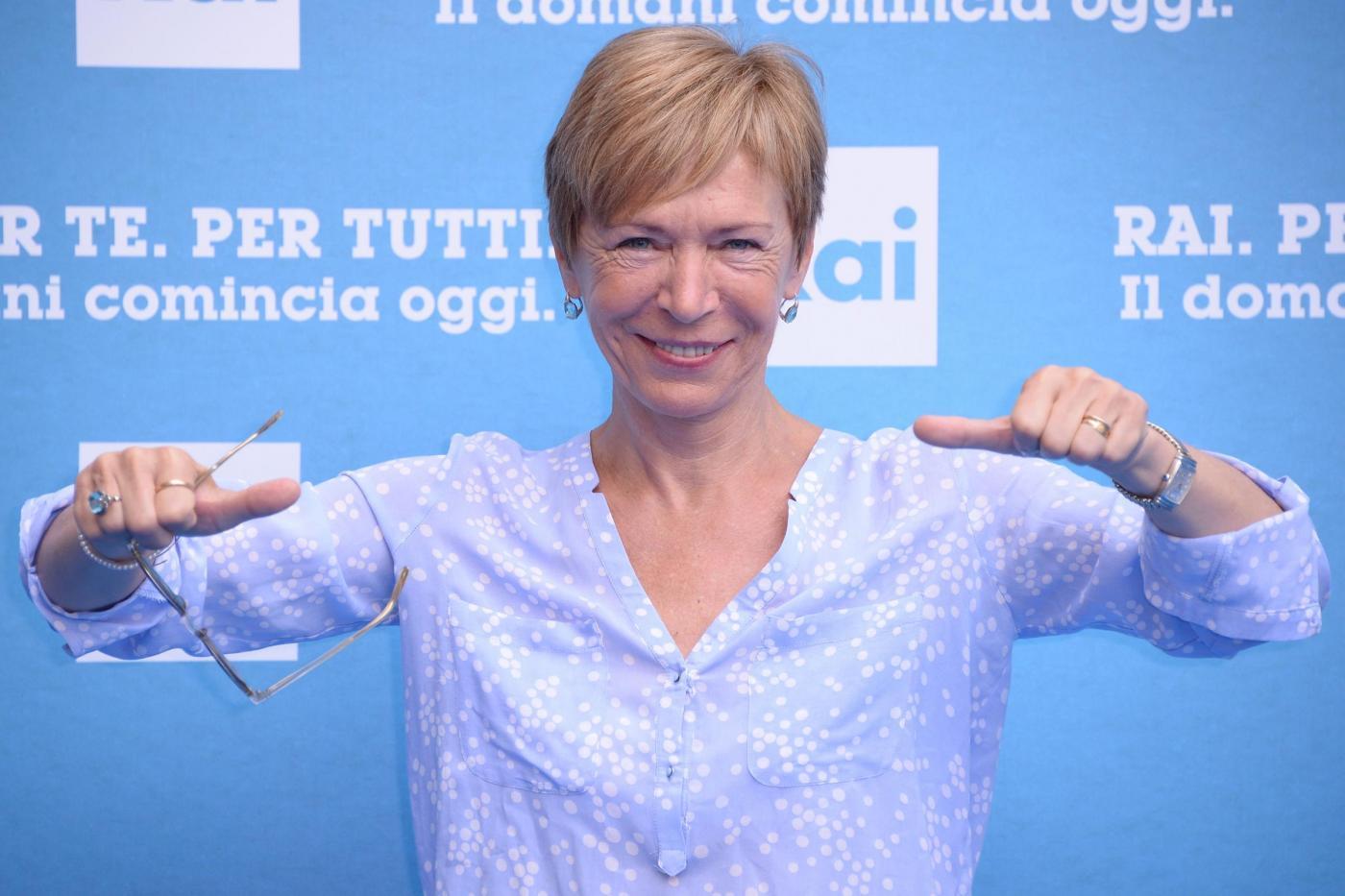 Milena Gabanelli lascia Report dopo vent'anni di inchieste
