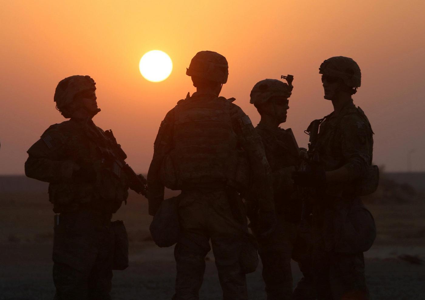Iraq, immagini dalla battaglia di Mosul