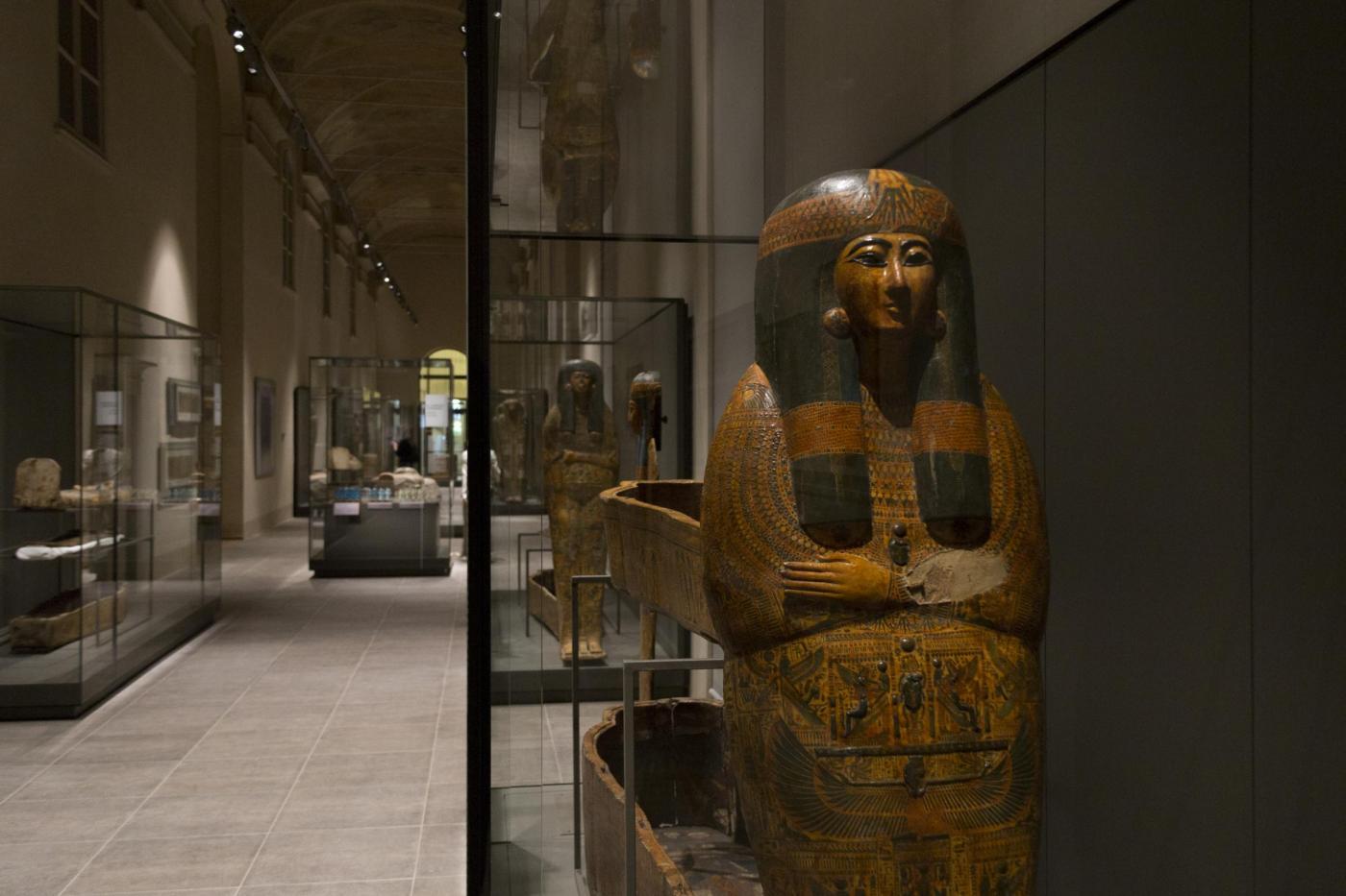 Inaugurazione del Nuovo Museo Egizio di Torino