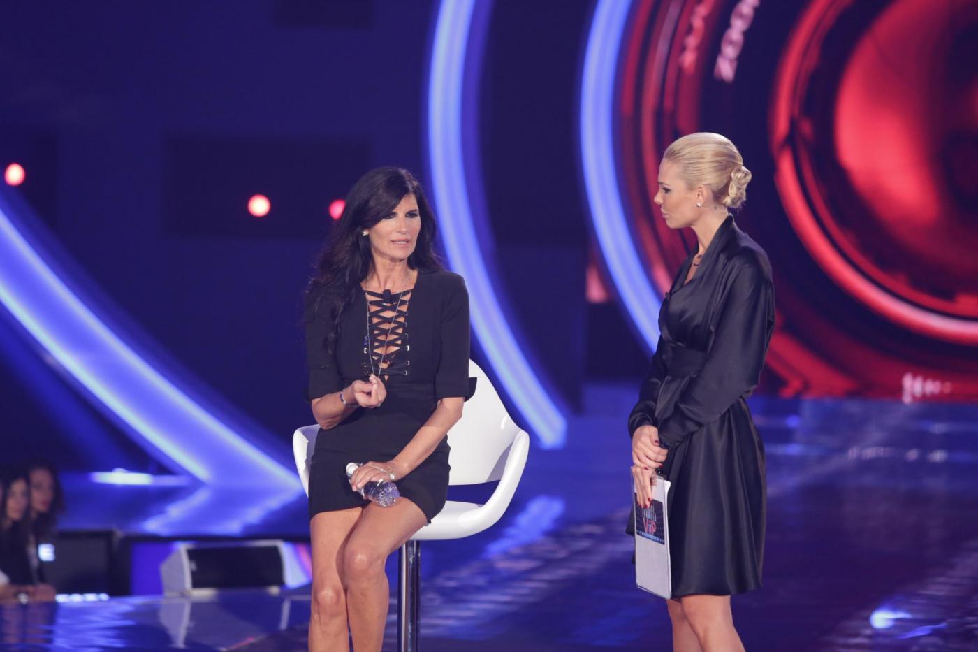 Pamela Prati eliminata Grande Fratello Vip