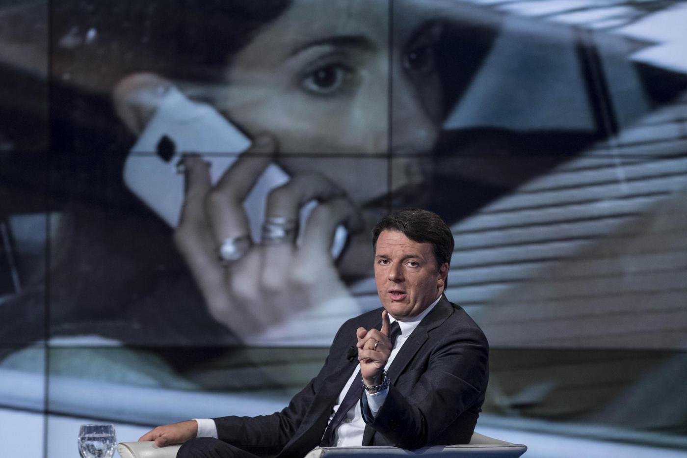 Matteo Renzi ospite a