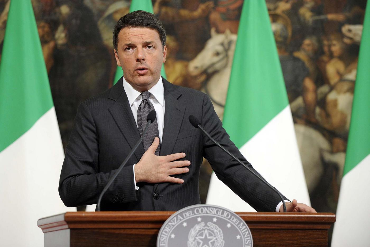 Terremoto in Centro Italia, Renzi chiede unità politica: 'Ricostruiremo tutto'
