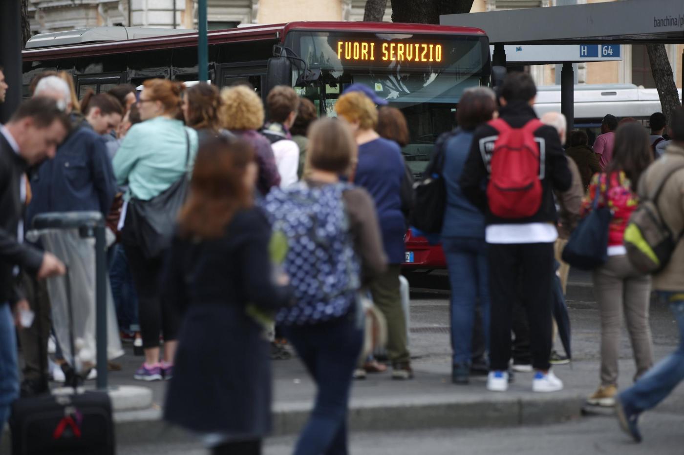 Come sopravvivere a Roma nel giorno dello sciopero dei mezzi pubblici